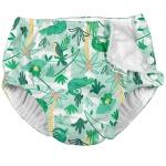 schwimmwindel - grün tropischer dschungel