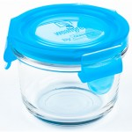 replacement lid for wean bowl - blueberry
